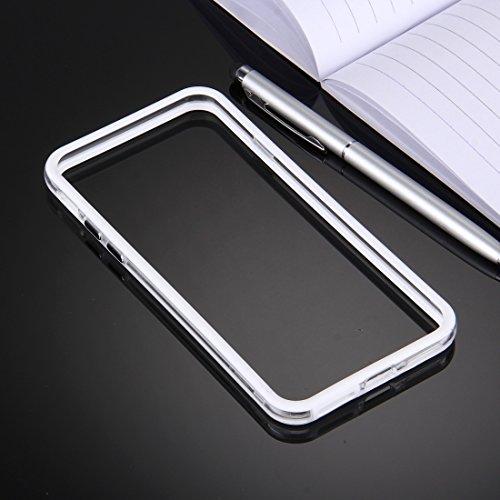 Hülle für iPhone 7 plus , Schutzhülle Für iPhone 7 Plus Ultrathin Superlight Transparente PP Schutzhülle, ,hülle für iPhone 7 plus , case for iphone 7 plus ( Color : Dark Blue ) White