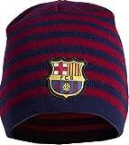 Cappello acrilico Barcellona Righe Rosso/Blu