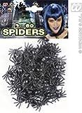 Falsche Halloween-Spinnen Set 60 Stück