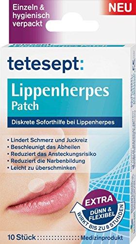 TETESEPT Lippenherpes Patch 10St