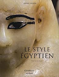 Le style égyptien