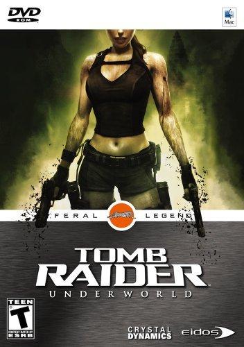 Tomb Raider: Underworld - Mac by Feral Interactive