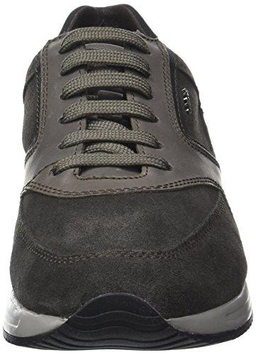 Geox Men U Daie A Sneaker Marrone (fango)
