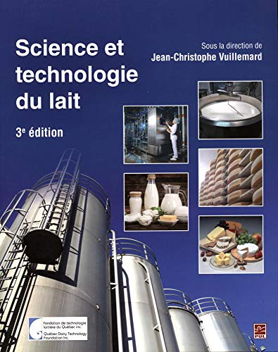 Science et technologie du lait