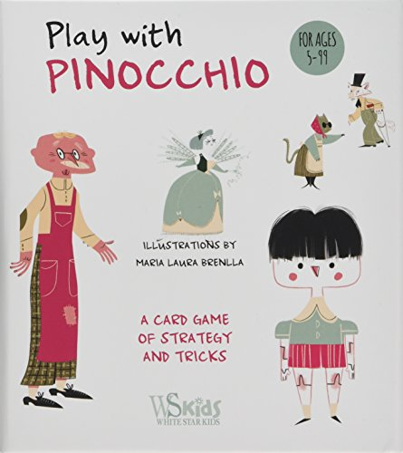 Play with Pinocchio: Card Game por Laura Brenlla