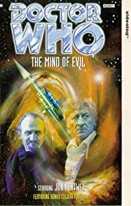 Doctor Who - The Mind of Evil [VHS] [1963]