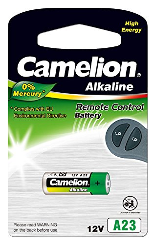 CAMELION Pile Alcaline 23A 12V BL1
