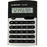 Busicom Metric Converter Calculator 10 Digit School Home Office Battery MC-620