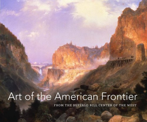 Art of the American Frontier: The Buffalo Bill Center of the West (High Museum of Art Series) by Stephanie Mayer Heydt (2014-01-03)