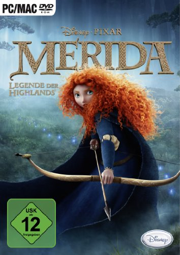Merida - Legende der Highlands - [PC/Mac]