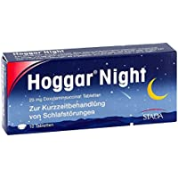 Hoggar Night Tabletten, 10 St. preisvergleich bei billige-tabletten.eu