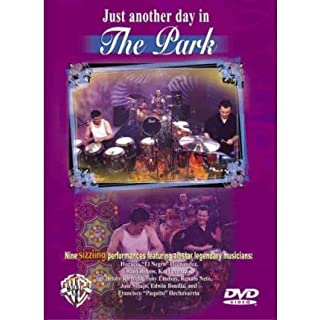 [(Just Another Day in the Park: Nine Sizzling Performances Featuring All-Star Legendary Musicians, DVD)] [Author: Raul Rekow] published on (June, 2003)