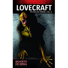 Lovecraft: Relatos de Terror vol. II (Colección Quarto de Hora Porrúa)
