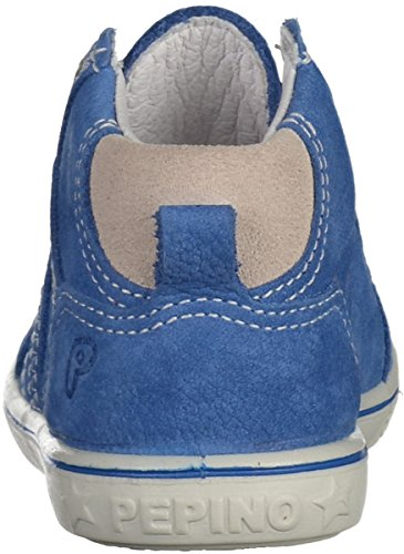 Ricosta Danny Unisex-Kinder Hohe Sneakers Royal