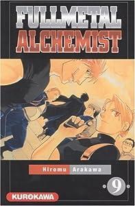 Fullmetal Alchemist Edition simple Tome 9