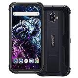 Blackview BV5900 IP69K Outdoor Smartphone Ohne Vertrag 5,7 Zoll HD+ Waterdrop Display Android 9.0 13MP+5MP Kameras 5580mAh Akku Helio A22 3GB+32GB 4G Robustes Handy- NFC/Fingerabdruck/Face ID