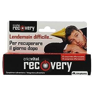 Arkopharma Arkovital Recovery Complémentaires alimentre 20 Comprimés