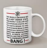 Kanto Factory Tasse The Big Bang Theory mit dem Text des Titellieds