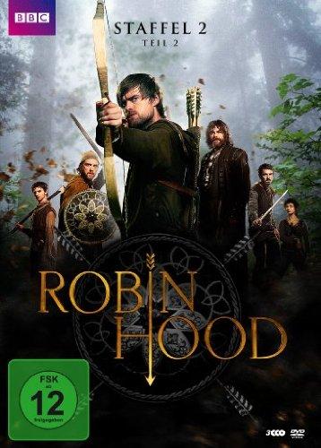 Robin Hood - Staffel 2, Teil 2 [3 DVDs]