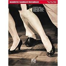 Mambos! Sambas! Rhumbas! (Paperback Songs)