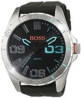 BOSS Orange 1513380 - Reloj de pulsera para hombre BERLIN analógico, de cuarzo, cuero, silicona de BOSS Orange
