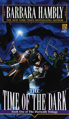 The Time of the Dark (The Darwath Trilogy, Book 1)
