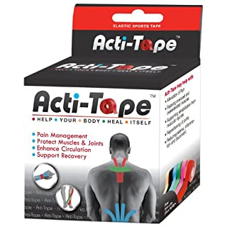 Acti-Tape Red 1 Roll