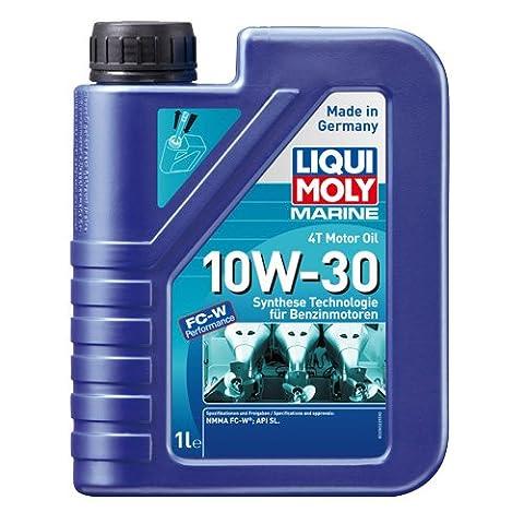 Liqui Moly 25022 Bootsmotoröl 4T 10W-30, 1 L