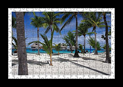 puzzle-style-preensamblado-impresion-de-la-pared-de-palm-trees-on-a-sandy-beach-by-lisa-loft