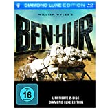 Ben-Hur - Diamond Luxe Edition (exklusiv bei Amazon.de) [Blu-ray]