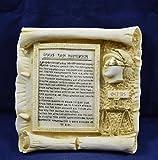 Themis Escultura juramento de justicia Tablet en griego