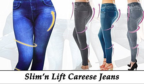 Women's High Quality Stretchable Jeans legging jegging - (Free size, Waist: 22 inch to 32 Inch)  available at amazon for Rs.399