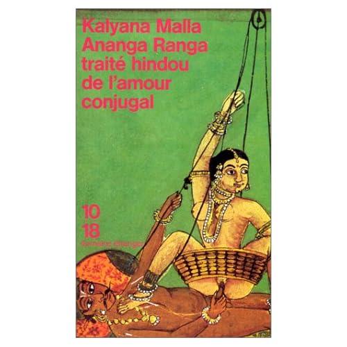 Ananga Ranga, traité hindou de l'amour conjugal