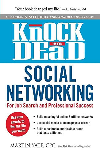 [(Knock 'em Dead Social Networking : For Job Search and Professional Success)] [By (author) Martin Yate] published on (June, 2014)