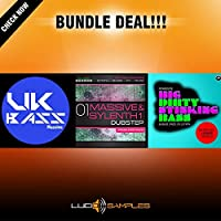 Massive Dubstep Bundle - Power Tools for Dubstep Music Production [DVD non Box]