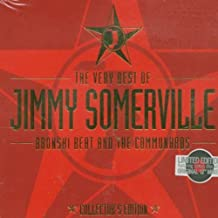The Very Best Of (Collectors Edition) by Jimmy Somerville (2002-10-15)