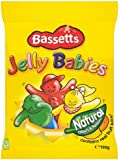 Bassetts Jelly Babies 190 g (Pack of 6)