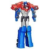 Transformers Robots in Disguise Titan Changers Optimus Prime Action Figure, Multi Color