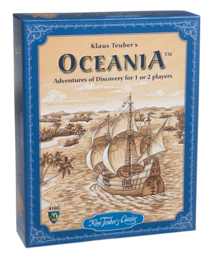 Oceania [englischsprachige Version]
