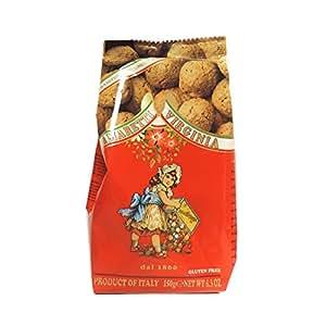 Amaretti Virginia - Traditional Crunchy Amaretti - 150g