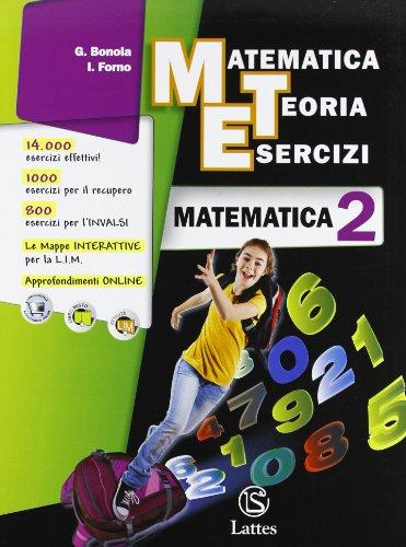 Matematica teoria esercizi. Matematica-Il mio quaderno INVALSI. Con espansione online. Per la Scuola media: 2