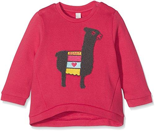 ESPRIT Baby-Mädchen Sweatshirt RK15001 Rosa (Raspberry 393), 62