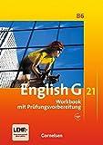 English G 21 - Ausgabe B / Band 6: 10. Schuljahr - Workbook mit Audio-Materialien