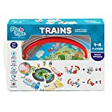 Picnmix Trains Educational Games and Toys Learn to Add and Subtract Learning Games and Toys for 4 year olds to 7 year olds