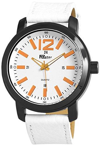 Raptor 297872000016–Armbanduhr Farbe Weiß