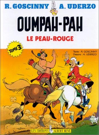 Oumpah-Pah le Peau-Rouge, tome 3