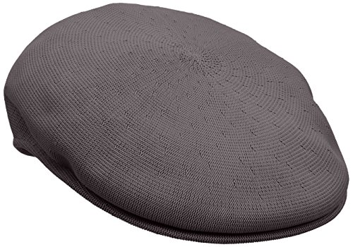 Kangol Headwear Tropic 504 Casquette Souple, Gris (Charcoal), Large (Taille Fabricant:L) Homme