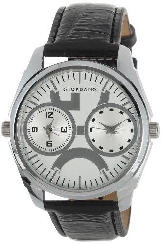 Giordano Analog White Dial Men's Watch - P10720