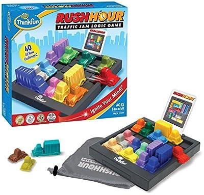 Rush Hour - Puzzle - Circulation et Réseau Routier - Version Anglaise