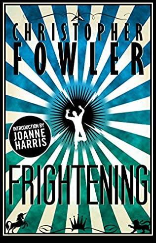 book cover of Frightening